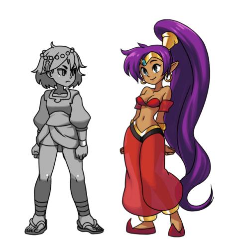 Indivisible - Shantae