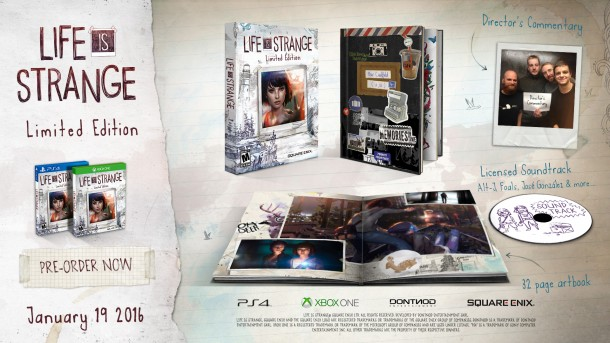 Life is Strange - Limited Edition | oprainfall