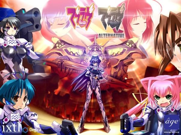 Most Anticipated Games | Muv-Luv