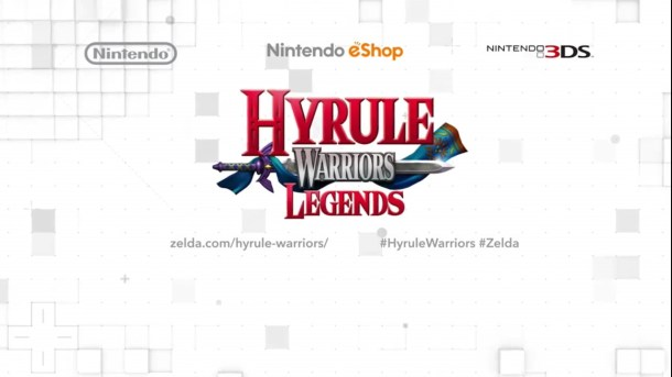 Nintnedo Direct - Hyrule Warriors Legends