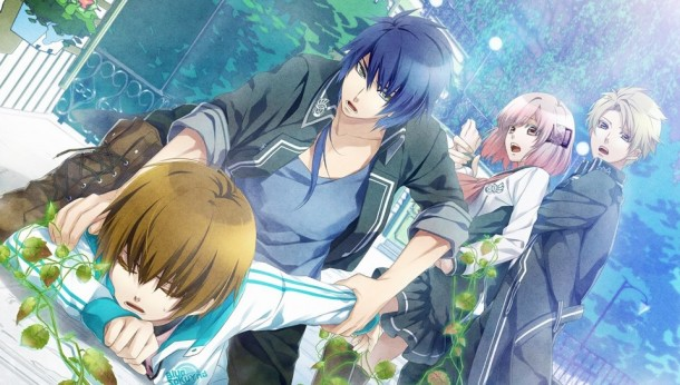 Norn9 | Sorata and Koharu Captured