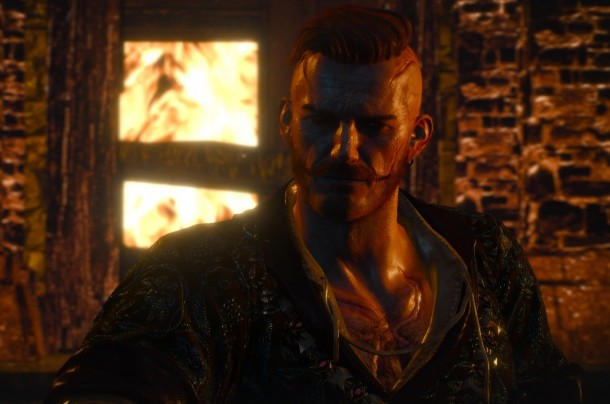 The Witcher 3 Hearts of Stone | Olgierd Von Everec