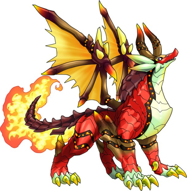 Puzzle & Dragons X Monster