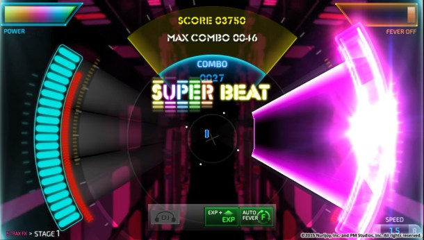 Superbeat Xonic | Combo