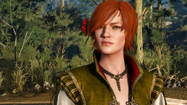 The Witcher 3 Hearts of Stone | Shani