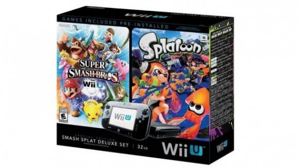 Smash Splat Wii U Bundle