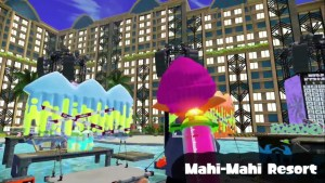 Splatoon - Mahi-Mahi Resort