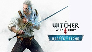 The Witcher 3 Hearts of Stone | Box Art