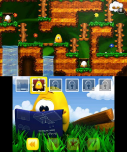 Toki Tori 3D - Screen01
