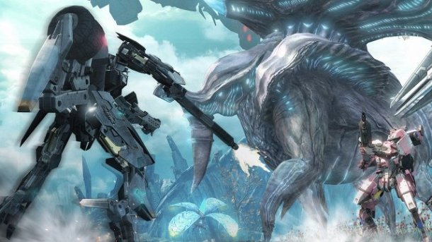 Xenoblade Chronicles X - Skells | oprainfall