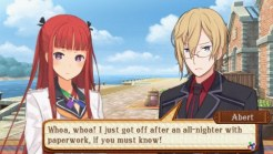 Summon Night 5 | Arca and Abert