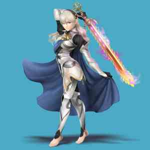 Female Corrin from Fire Emblem Fate - Super Smash Bros. for Wii U and 3DS