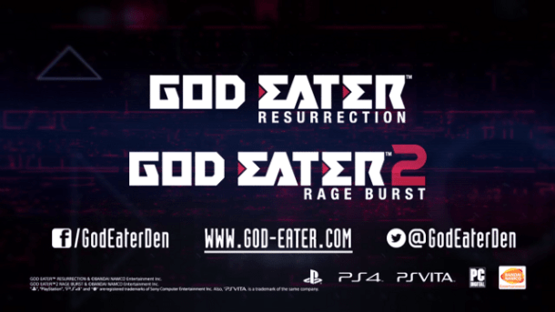 God Eater | Trailer Screenshot