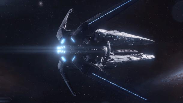 Mass Effect: Andromeda trailer image