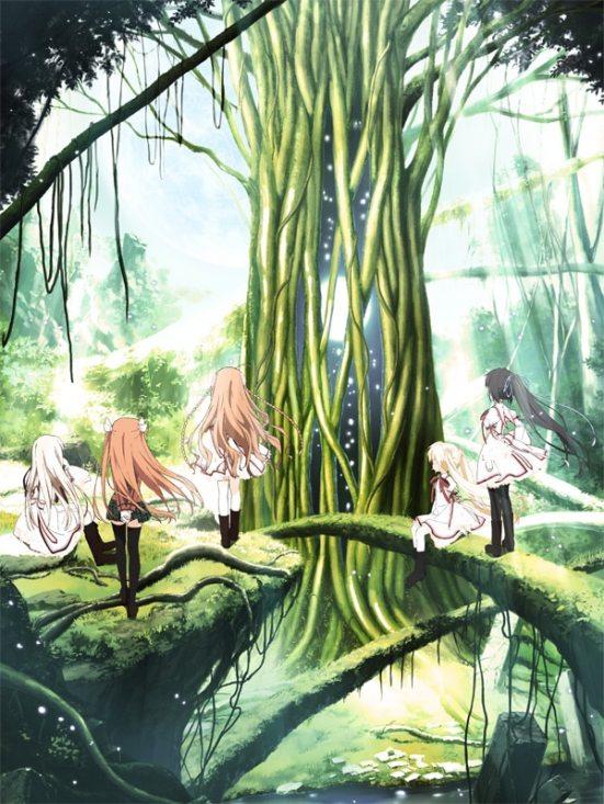 Rewrite Anime | Key Visual