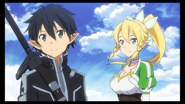 Sword Art Online: Lost Song | Kirito and Leafa