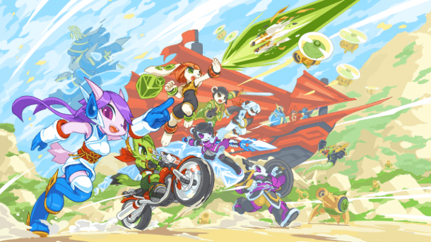 Freedom Planet 2 | oprainfall