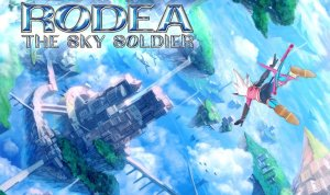 Rodea the Sky Soldier | cover