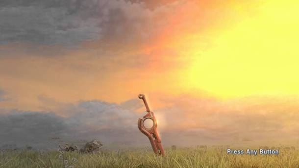 Xenoblade | Title Screen