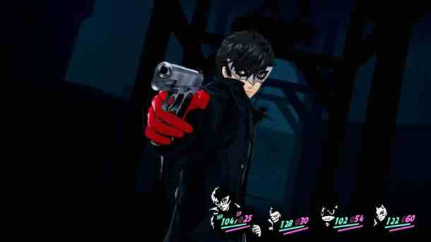 Persona 5 - Phantom