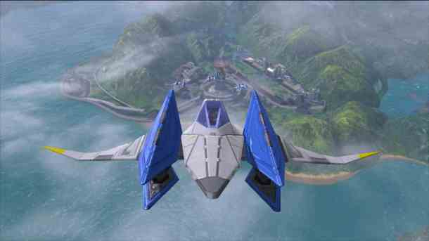 Star Fox Zero - Arwing