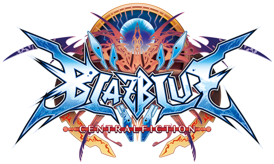 BlazBlue Central Fiction | Logo