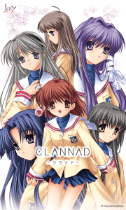 CLANNAD | Cover art