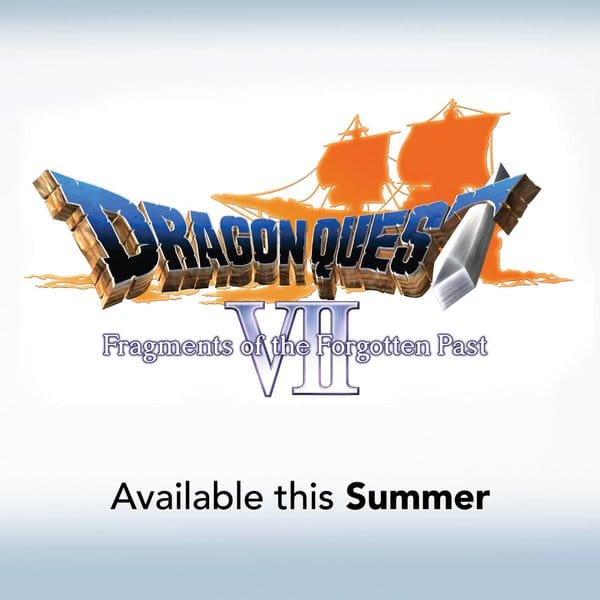 Dragon Quest 7 release