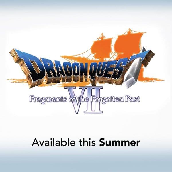 Dragon Quest 7 release