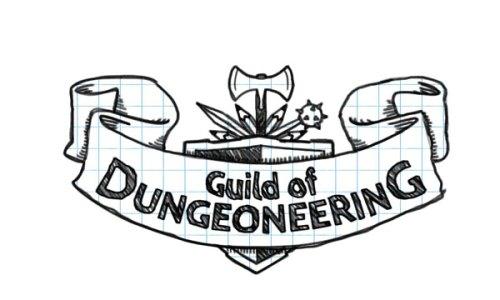 Guild of Dungeoneering | Logo