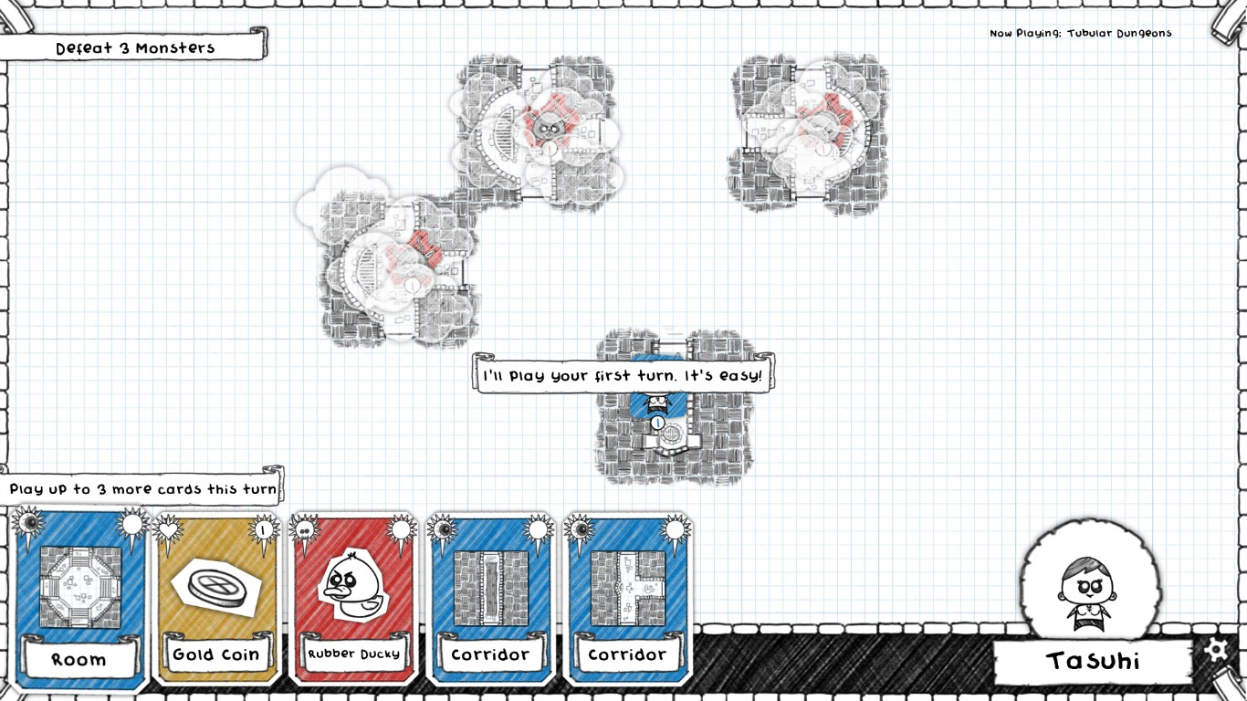 REVIEW: Guild of Dungeoneering - oprainfall