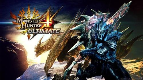 Monster Hunter 4 Ultimate | oprainfall awards 2015