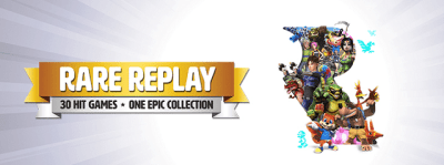 Rare Replay Logo