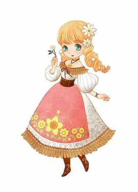 Story of Seasons Good Friends of Three Villages - Image 007