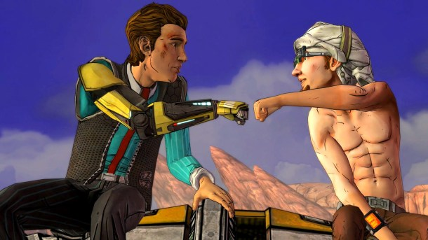Tales from the Borderlands | Fist Bump