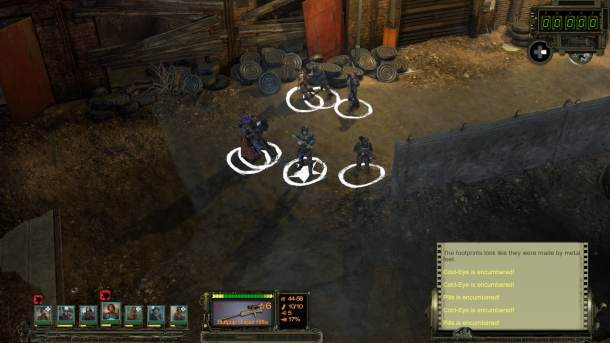 Wasteland 2 DC | Exploration