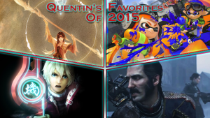 Favorite Video Games of 2015