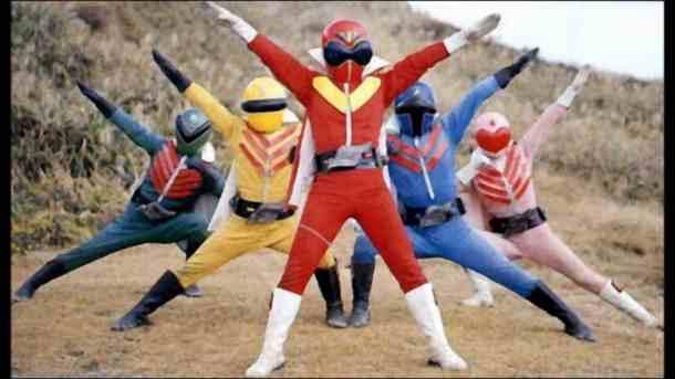 Super Sentai| Himitsu Sentai Gorenger