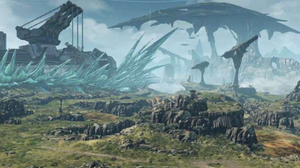 Xenoblade Chronicles X | oprainfall Gaming Awards: Best Wii U Game of 2015