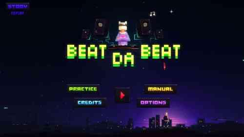 Beat Da Beat Title