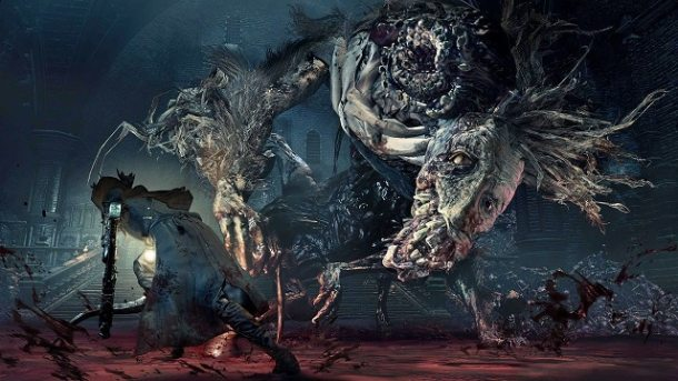 Bloodborne | oprainfall Gaming Awards: Best PSconsole Game for 2015