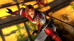 DOA5LR Hayate Samurai Warriors Costume