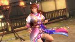 DOA5LR Kasumi Samurai Warriors Costume | Screen