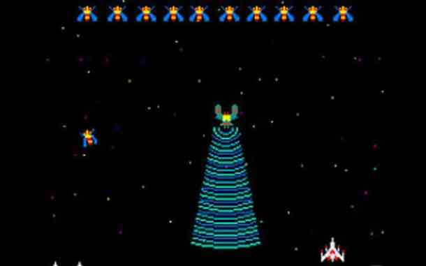 Zotrix | Galaga Screenshot