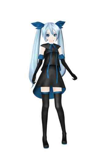 Project DIVA X Layered Envy