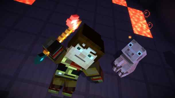 Minecraft: Story Mode | Hoe