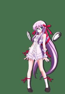 Nitroplus Character