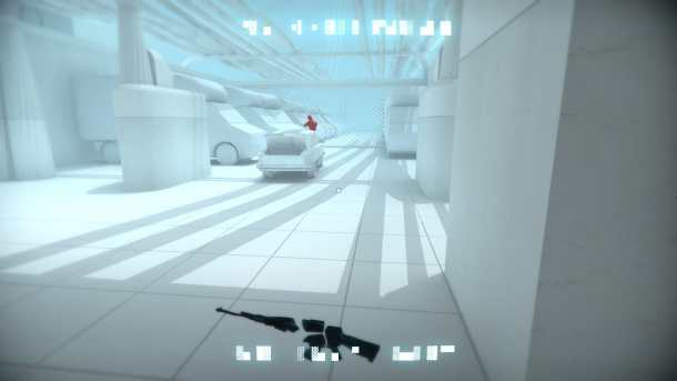 SUPERHOT | Assault rifle