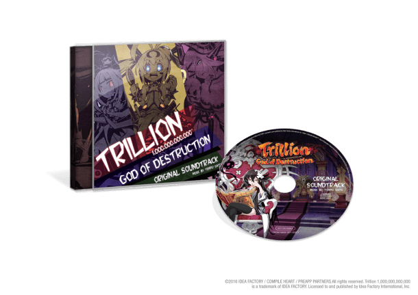 Trillion God of Destruction Original Soundtrack