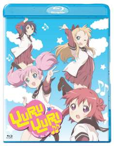 YURUYURI Season 2 | Blu-ray Case